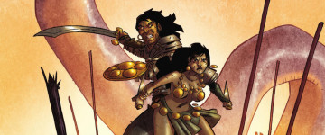 Conan der Cimmerier Robert E. Howard & Jean-David Morvan
