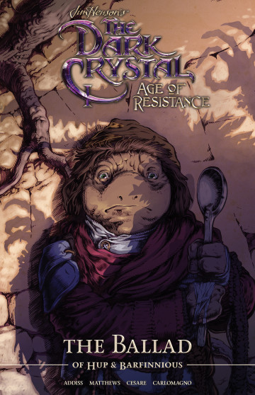 Jim Henson's The Dark Crystal: Age of Resistance - Jim Henson