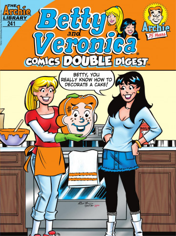 Betty & Veronica Jumbo Comics Digest - Archie Superstars