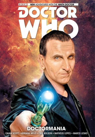 Doctor Who: The Ninth Doctor - Cavan Scott