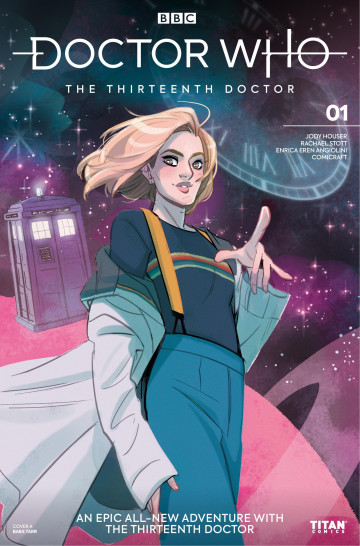 Doctor Who: The Road To The Thirteenth Doctor - Jody Houser