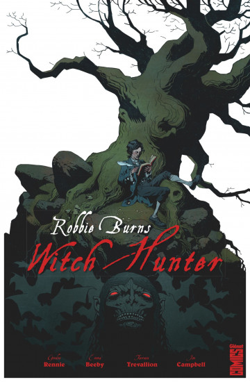 Robbie Burns Witch Hunter - Gordon Rennie