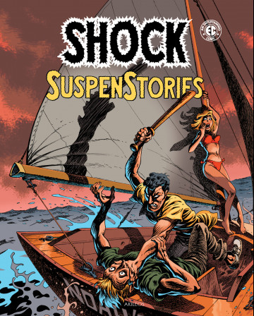 Shock suspenstories - Feldstein