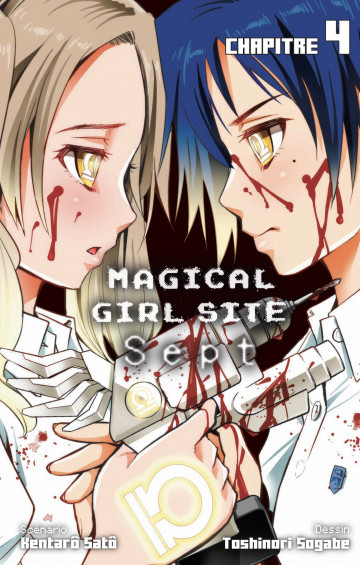 Magical Girl Site Sept - Kentaro Sato