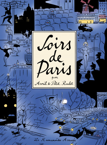 Soirs de Paris - Francois Avril