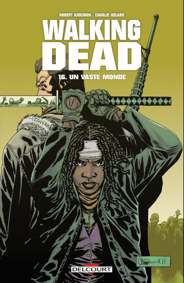 Walking Dead - Robert Kirkman