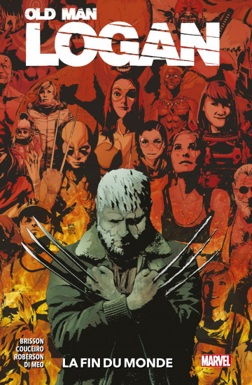 Old Man Logan - Ed Brisson