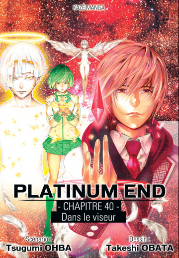 Platinum End - Tsugumu Ohba