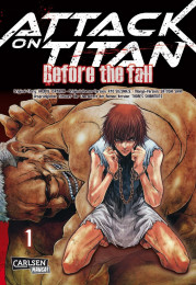 V.1 - Attack on Titan - Before the Fall