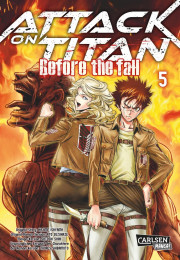V.5 - Attack on Titan - Before the Fall