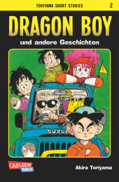 V.2 - Toriyama Short Stories