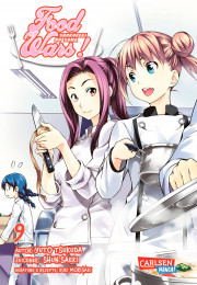 V.9 - Food Wars - Shokugeki No Soma
