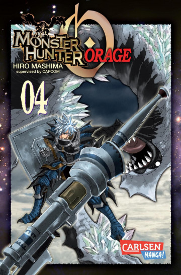 Monster Hunter Orage - Hiro Mashima