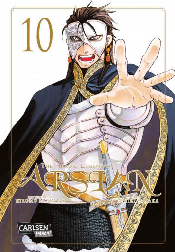 The Heroic Legend of Arslan - Hiromu ARAKAWA