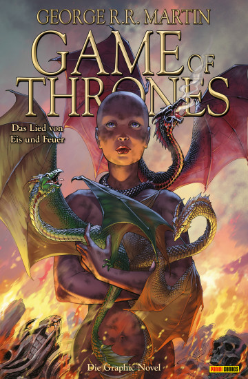 Game of Thrones - Graphic Novel - George R. R. Martin