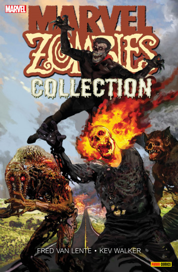 Marvel Zombies Collection - Fred Van-Lente