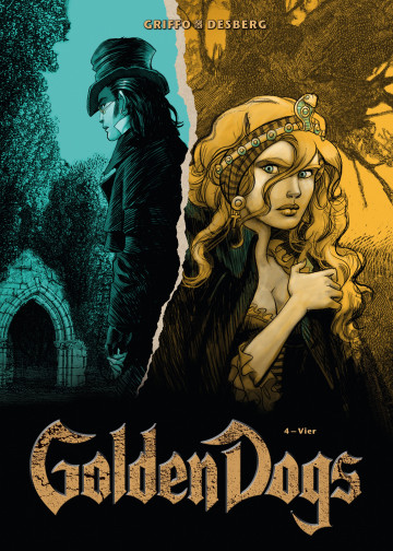 Golden Dogs - Stephen Desberg