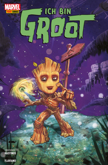 Groot - Christopher Hastings