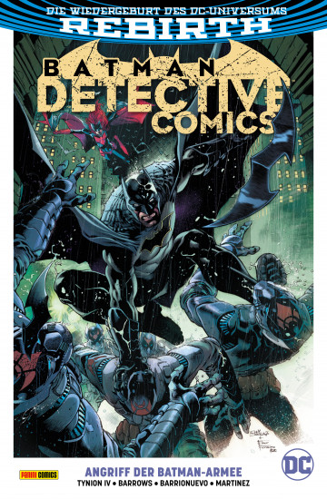 Batman - Detetive Comics - James Tynion IV