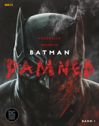 V.1 - Batman Damned 1 (Black Label