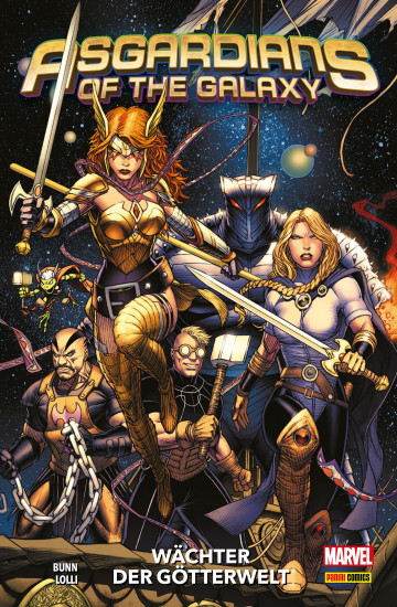 Asgardians of the Galaxy - Cullen Bunn