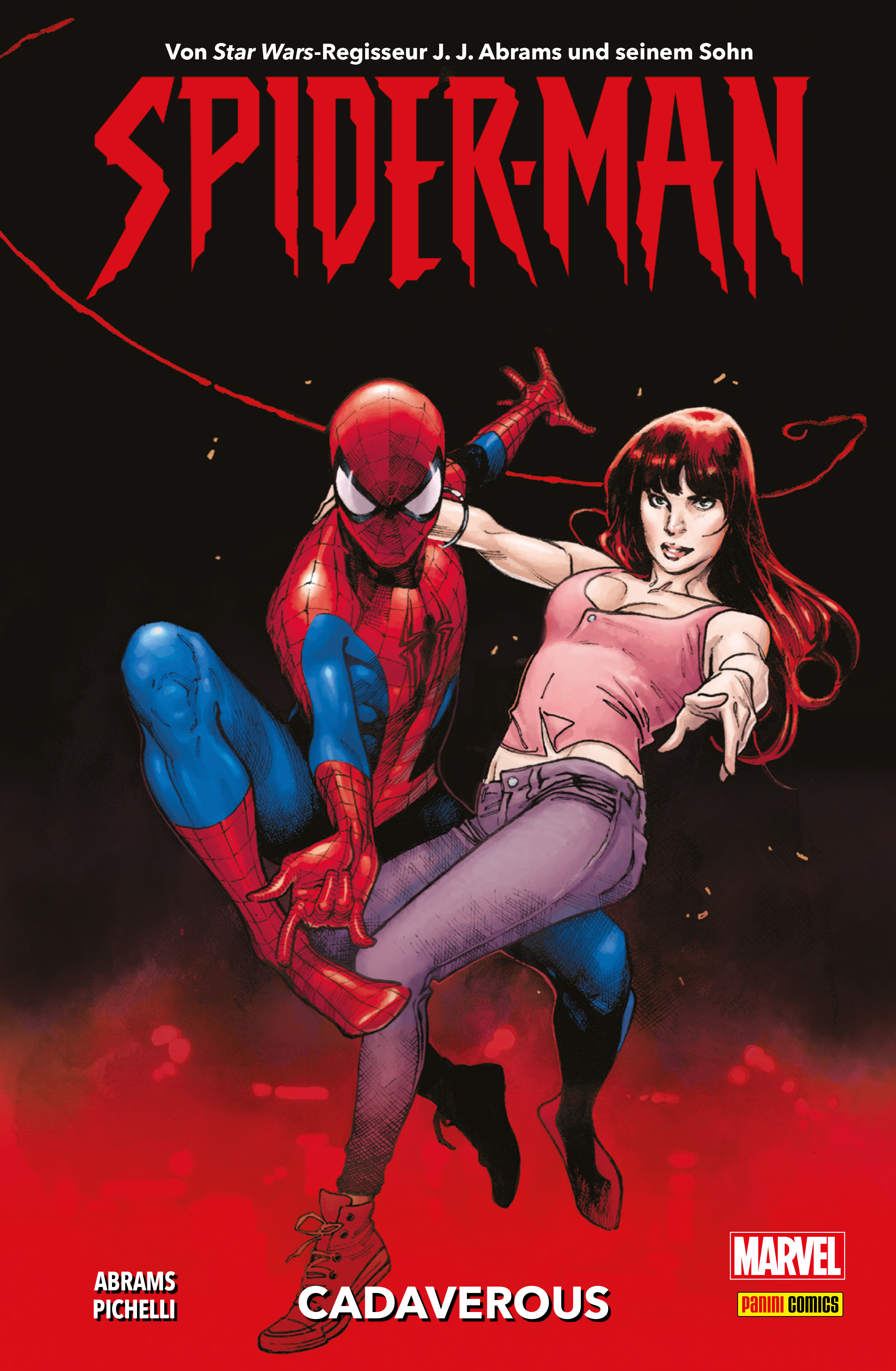 Us-comics Spider-Man  - Cadaverous