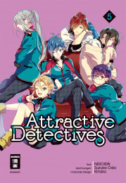 V.5 - Attractive Detectives