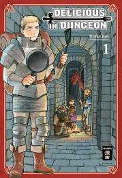 V.1 - Delicious in Dungeon