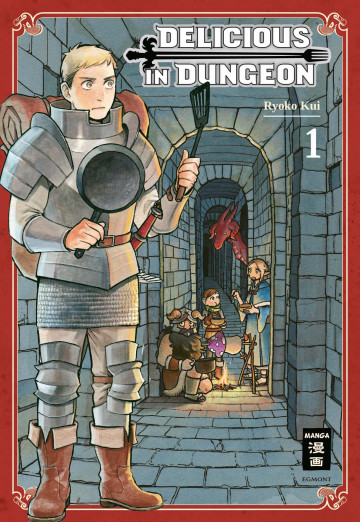 Delicious in Dungeon - Ryouko Kui