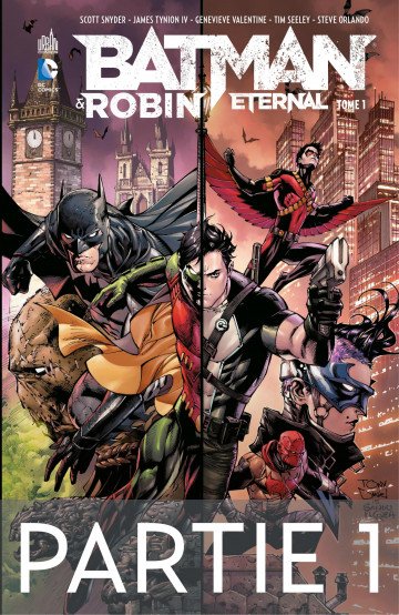 Batman & Robin Eternal - Scott Snyder