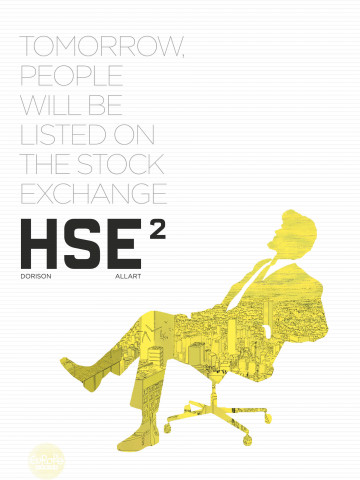 Human Stock Exchange - Xavier Dorison