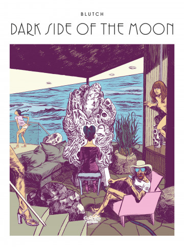 Dark Side of the Moon - Blutch
