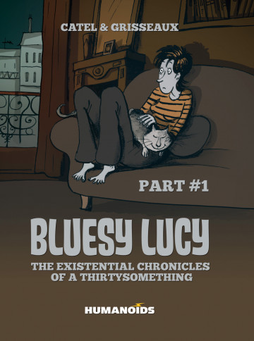 Bluesy Lucy - The Existential Chronicles of a Thirtysomething - Catel