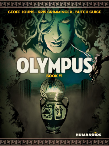 Olympus - Butch Guice