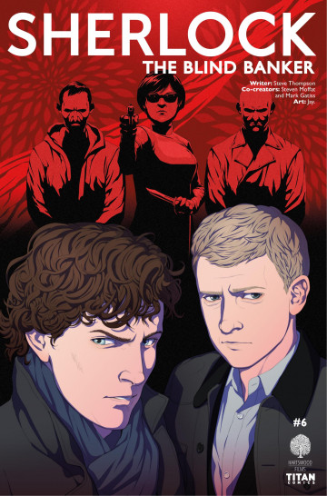 Sherlock - Steve Thompson