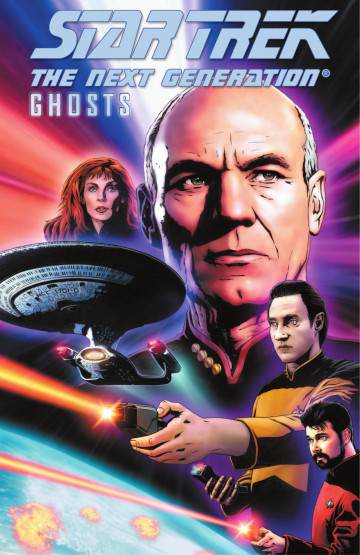Star Trek: Next Generation - Ghosts - Zander Cannon