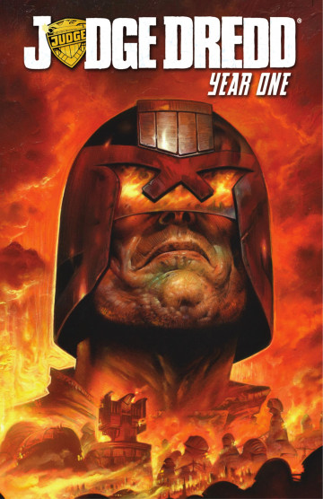 Judge Dredd: Year One - Matthew Dow Smith