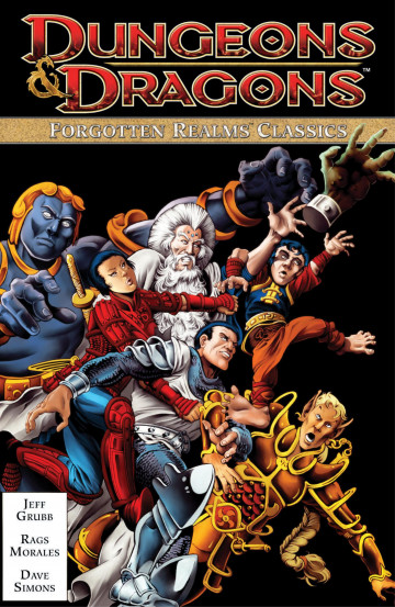 Dungeons & Dragons Forgotten Realms Classics - Jeff Grubb