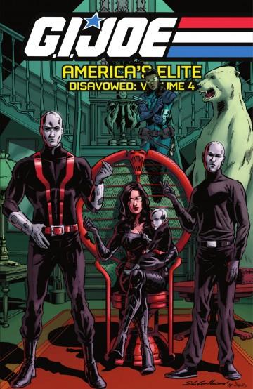 G I  Joe: America's Elite - Disavowed V 4 GI Joe America's Elite -  Disavowed, Vol  4