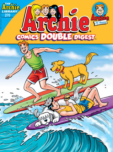 Archie Comics Double Digest - Archie Superstars