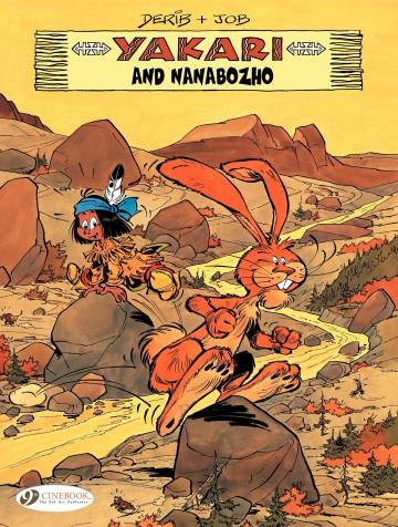yakari v 11 yakari and nanabozo european comicsto read online