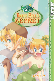 Disney Manga: Fairies - Tinker Bell's Secret