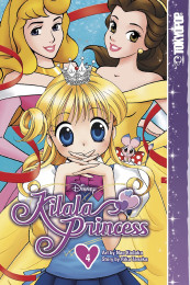 V.4 - Disney - Kilala Princess
