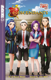 V.3 - Disney Manga: Descendants - The Rotten to the Core Trilogy