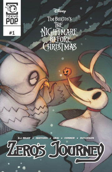 Disney Manga: Tim Burton's The Nightmare Before Christmas - Tim Burton
