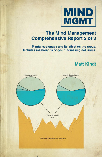 MIND MGMT - Matt Kindt