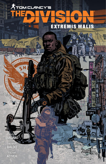 Tom Clancy's The Division - Christofer Emgard