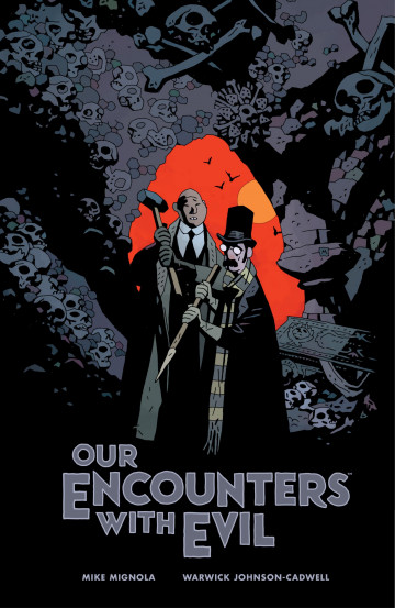Our Encounters with Evil - Mike Mignola