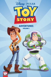 V.1 - Disney Pixar Toy Story (Comics)