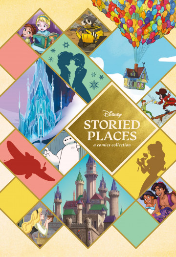 Disney Storied Places - Rhona Cleary